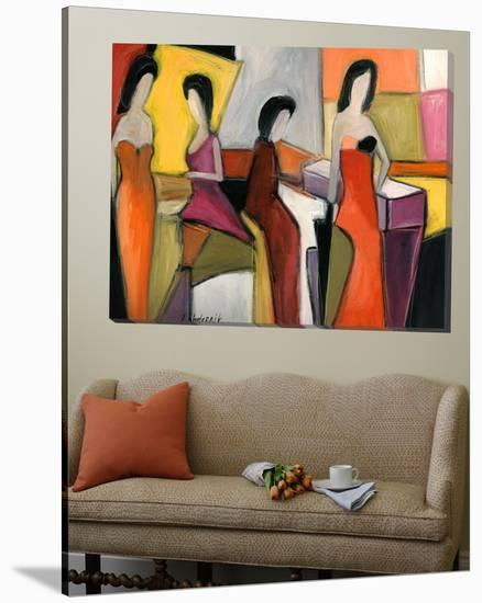 Concert II-Julia Shaternik-Loft Art