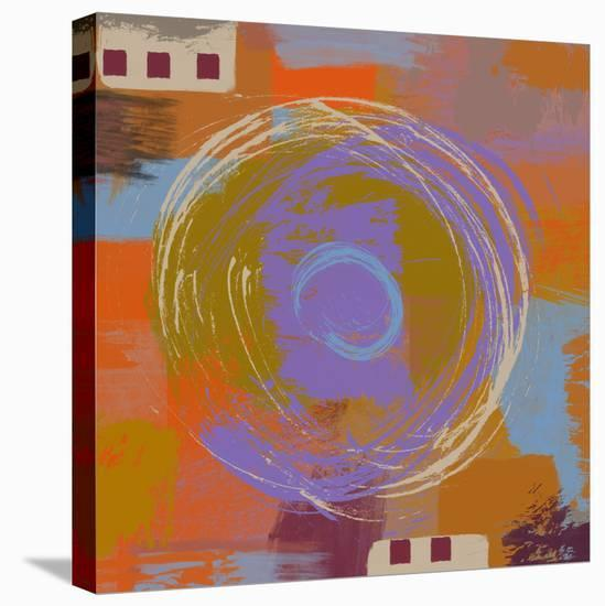 Connections I-Yashna-Stretched Canvas Print