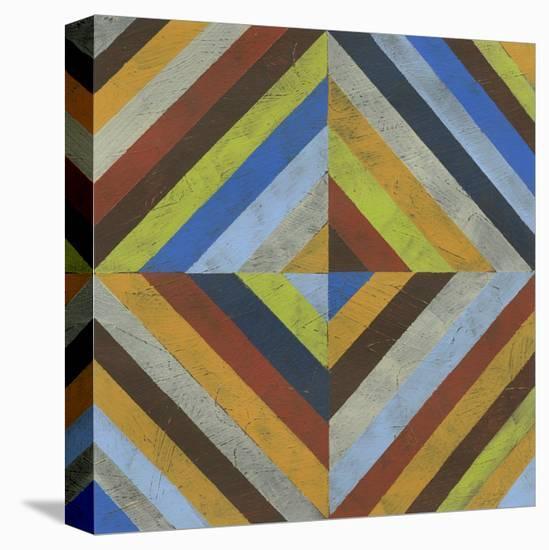 Converge I-Erica J. Vess-Stretched Canvas Print