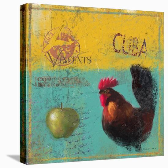 Cuba 01-Rick Novak-Stretched Canvas Print