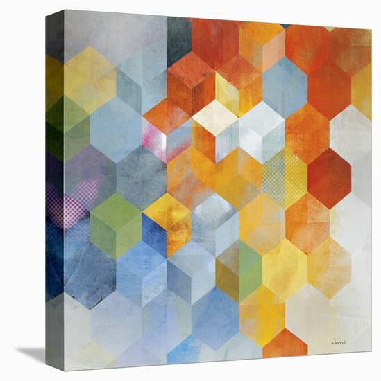 Cubitz I-Noah Li-Leger-Stretched Canvas Print