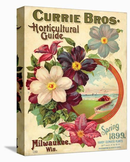 Currie Milwaukee 1899 Guide-null-Stretched Canvas