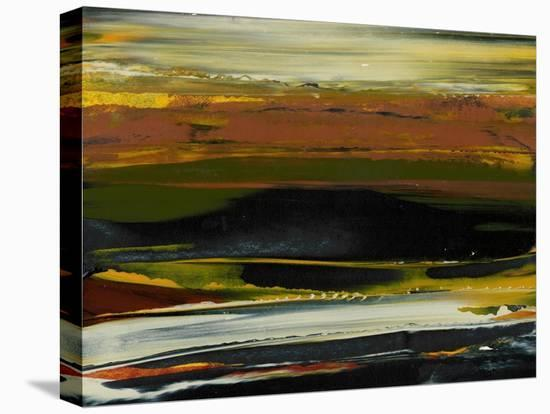 Deconstructed View II-Sharon Gordon-Stretched Canvas Print