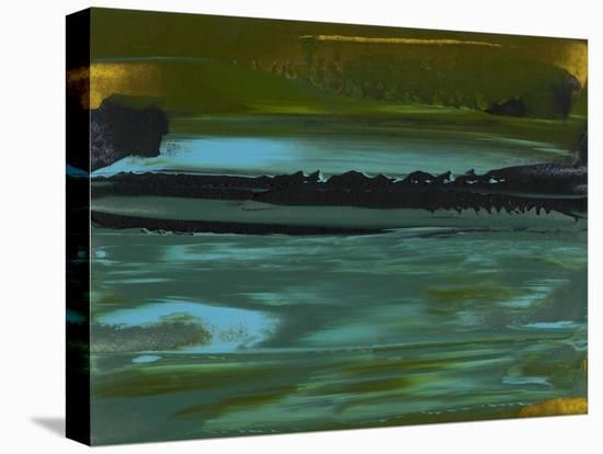 Deconstructed View III-Sharon Gordon-Stretched Canvas Print