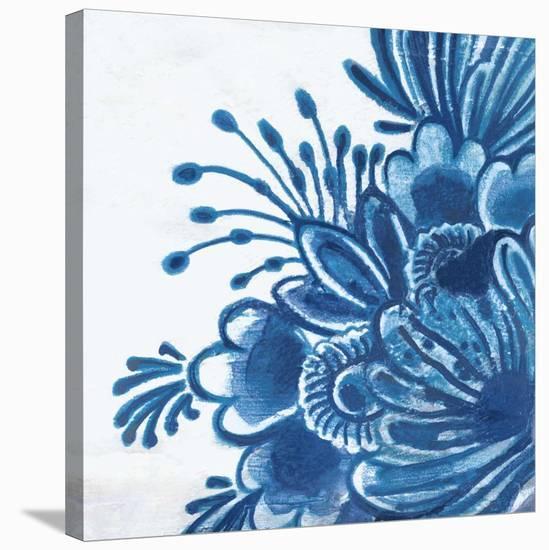Delft Design I-Sue Damen-Stretched Canvas Print