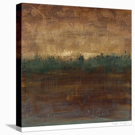 Distant Forest II-Megan Meagher-Stretched Canvas Print