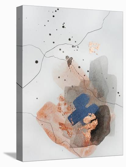 Divide 3-Christine Olmstead-Stretched Canvas Print