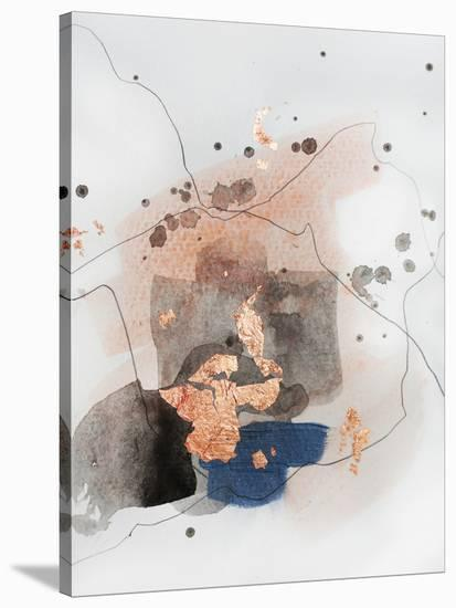 Divide 5-Christine Olmstead-Stretched Canvas Print