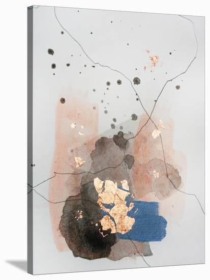 Divide 7-Christine Olmstead-Stretched Canvas Print