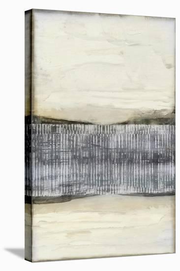 Divided Horizon I-Jennifer Goldberger-Stretched Canvas Print
