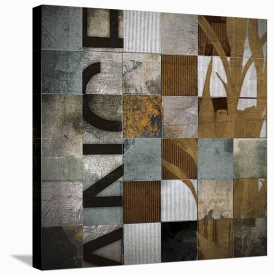 Divisions-Noah Li-Leger-Stretched Canvas Print