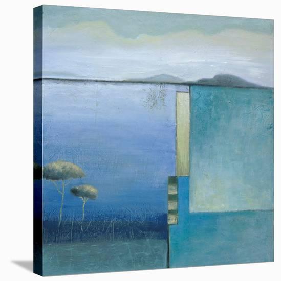 Dual Vision II-Ursula Salemink-Roos-Stretched Canvas Print