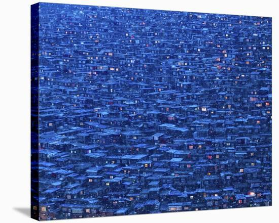 Dwelling-Shu-Guang Yang-Stretched Canvas Print