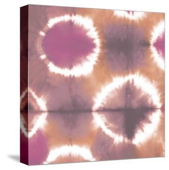 Dynamic Dyes - Float-Maja Gunnarsdottir-Stretched Canvas