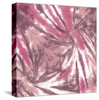 Dynamic Dyes - Meander-Maja Gunnarsdottir-Stretched Canvas