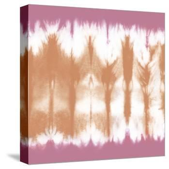 Dynamic Dyes - Waft-Maja Gunnarsdottir-Stretched Canvas