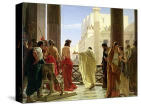 Ecce Homo-Antonio Ciseri-Premier Image Canvas