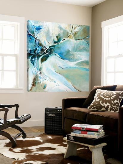 Écume-Kathleen Cloutier-Loft Art