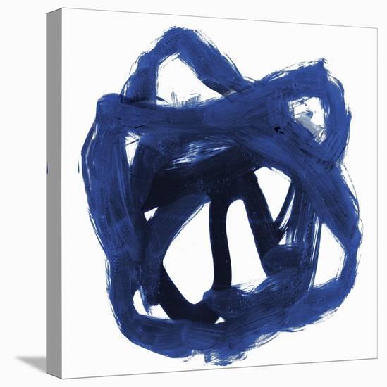 Eternal Indigo I-PI Studio-Stretched Canvas Print