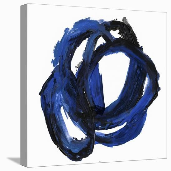 Eternal Indigo II-PI Studio-Stretched Canvas Print