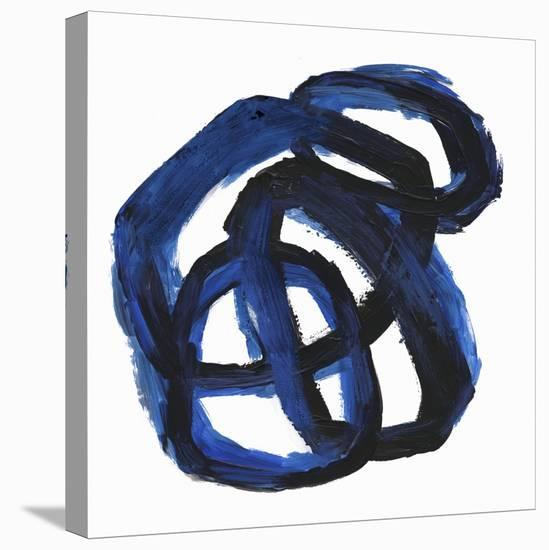 Eternal Indigo III-PI Studio-Stretched Canvas Print