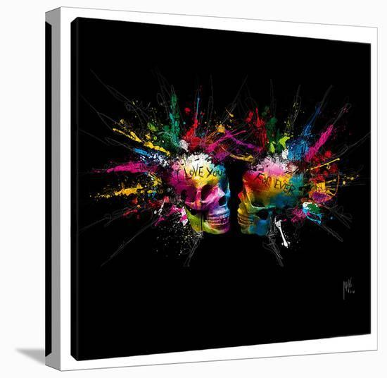 Eternal Lovers-Patrice Murciano-Gallery Wrapped Canvas