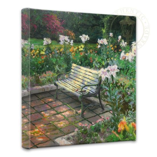 Eternal Springtime-Thomas Kinkade-Gallery Wrapped Canvas