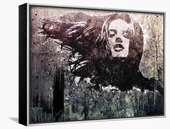 Everything Reminds Me of Her-Alex Cherry-Framed Canvas Print