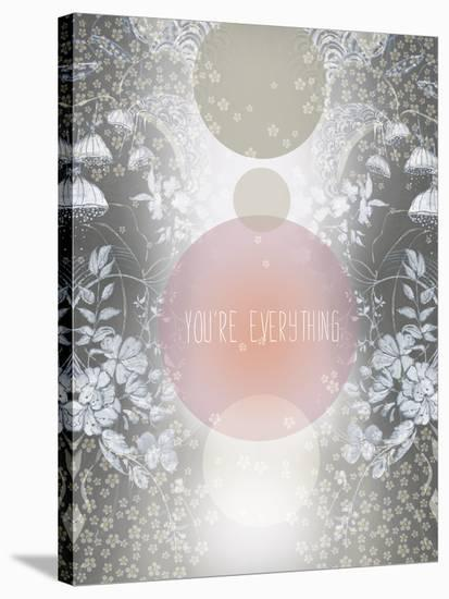 Everything-Anahata Katkin-Stretched Canvas Print