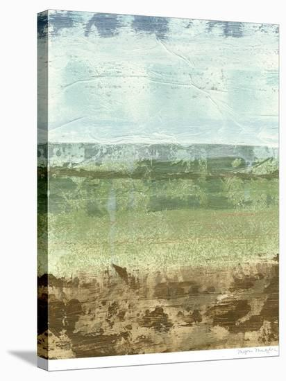 Extracted Landscape I-Megan Meagher-Stretched Canvas Print