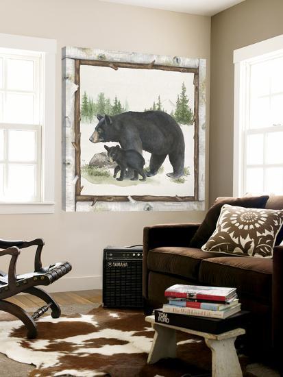 Family Cabin IV-Beth Grove-Loft Art