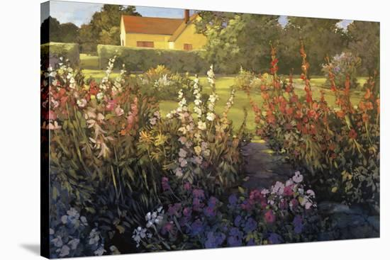 Farm Garden-Philip Craig-Stretched Canvas Print