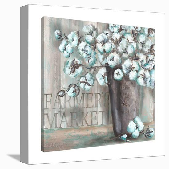 Farmhouse Cotton: Farmer's Market-Tre Sorelle Studios-Gallery Wrapped Canvas