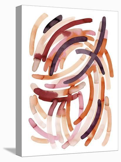 Flamboyant Foliage-Maja Gunnarsdottir-Stretched Canvas