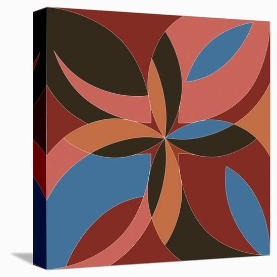 Floral Prism-Maja Gunnarsdottir-Stretched Canvas