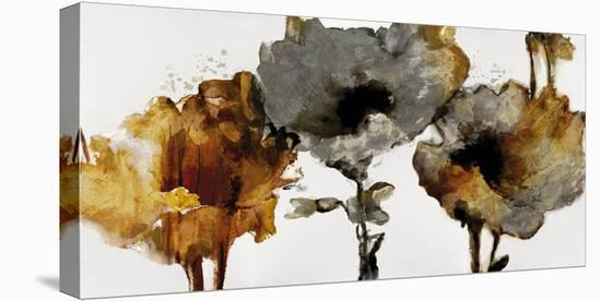 Floral Rhumba I-Tania Bello-Stretched Canvas Print