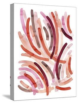 Flourishing Foliage-Maja Gunnarsdottir-Stretched Canvas