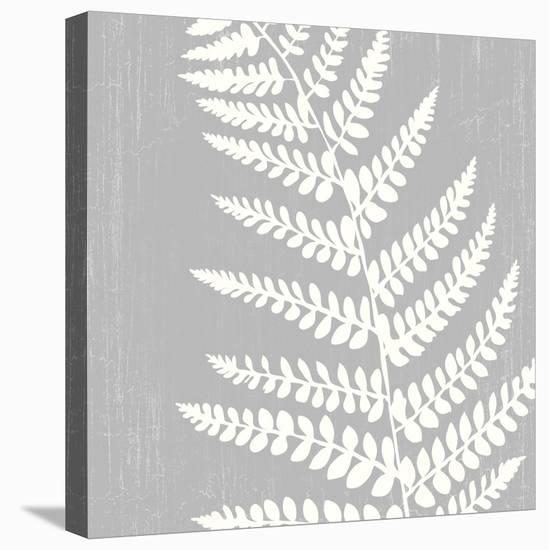 Forest Motif I-Clara Wells-Stretched Canvas Print
