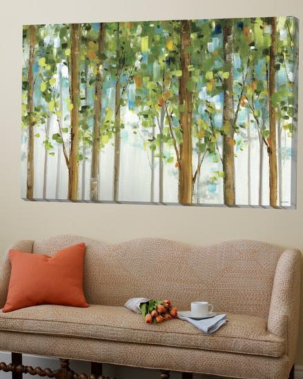 Forest Study I Crop-Lisa Audit-Loft Art