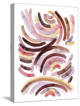 Fragrant Foliage-Maja Gunnarsdottir-Stretched Canvas
