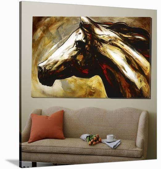 Free Spirit-Marie Andrée Leblond-Loft Art
