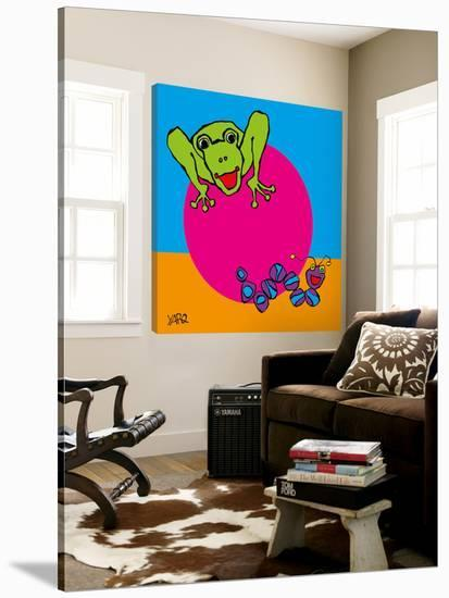 Frog and Caterpillar-Yaro-Loft Art