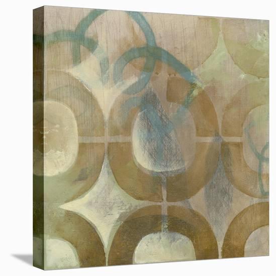 Garden Link I-Megan Meagher-Stretched Canvas Print