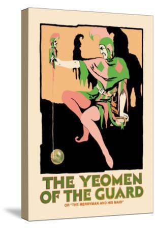Gilbert Sullivan The Yeomen Of The Guard The Jester Art Print Art Com