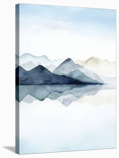 Glacial I-Grace Popp-Stretched Canvas