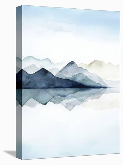 Glacial I-Grace Popp-Stretched Canvas Print