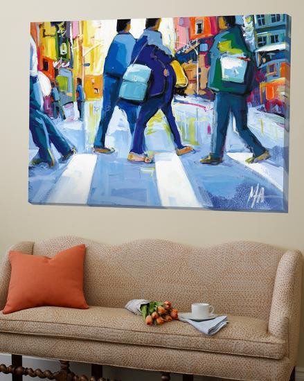 Go City III-Marc Archambault-Loft Art