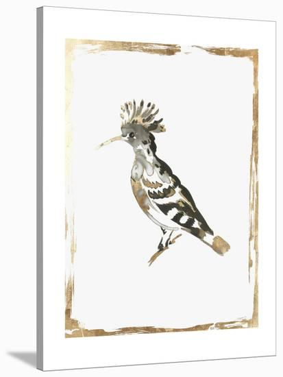 Golden Bird II-PI Creative Art-Stretched Canvas Print