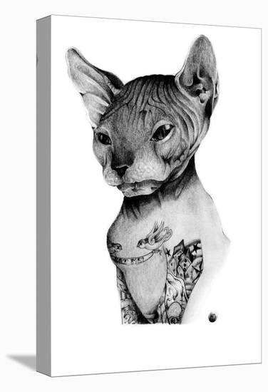 Good Kitty-Kenn Olsen-Stretched Canvas Print