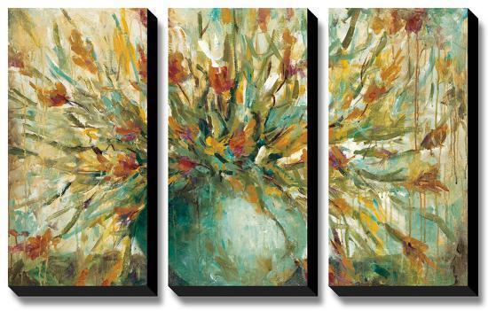Grande Bouquet-Wani Pasion-Canvas Art Set